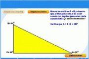 Proyecto PI: clasificación de triángulos