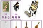Instrumentos musicales y su clasificación