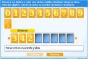Proyecto PI: lectura-escritura de números decimales