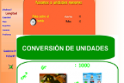 Conversor unidades: longitud,masa,etc