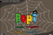 Parchís ortográfico para primaria : Popi
