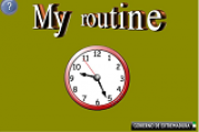 My routines